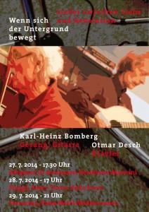 Plakat_Bomberg_Konzert_140727