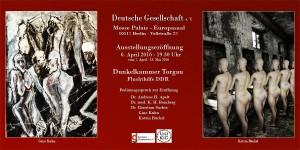 Dunkelkammer Torgau und Fluchthilfe DDR