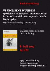2017-07-08_Plakat_Buchlesung-Industriemuseum-Brandenburg